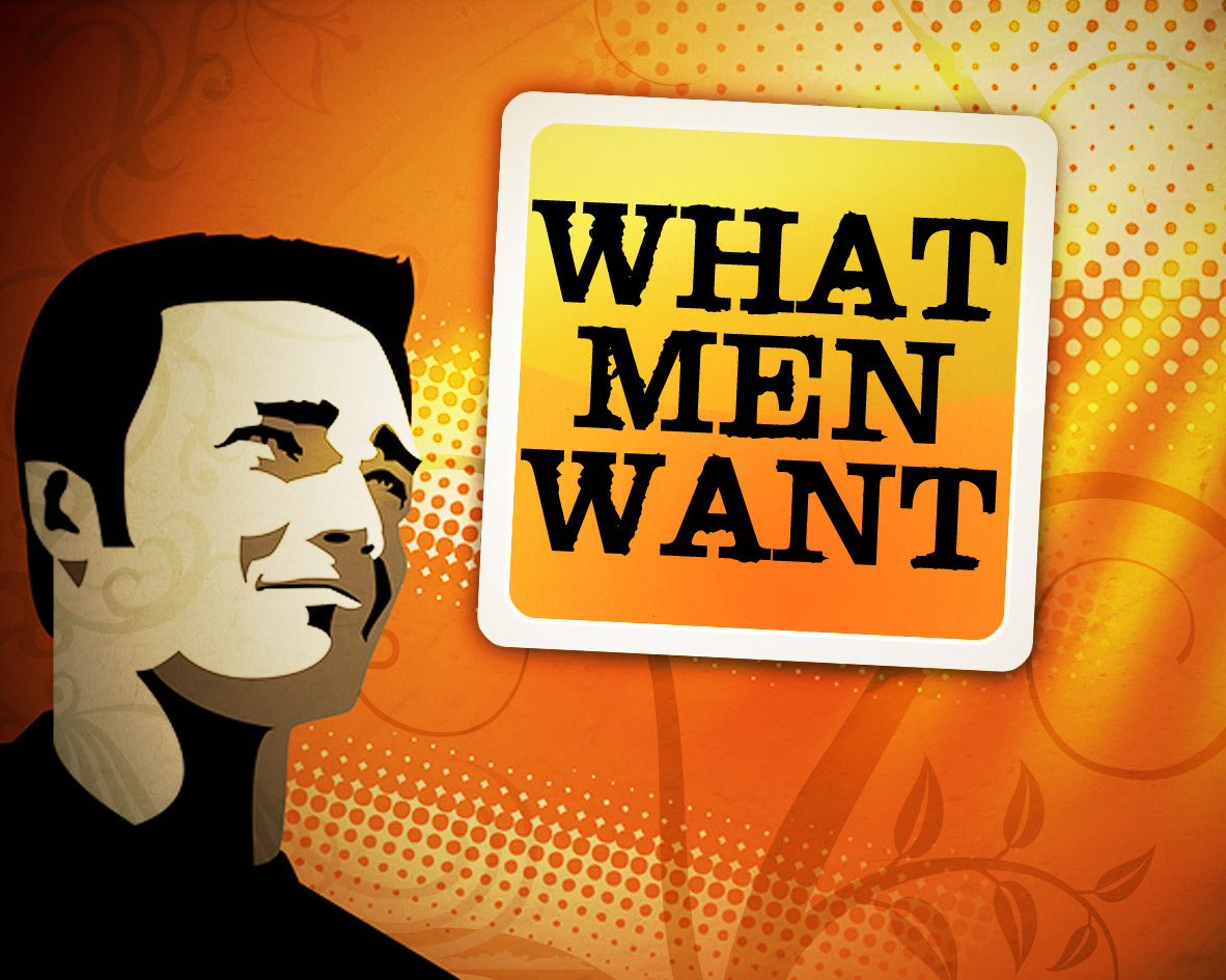 what do i want from a man