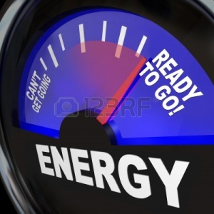 Energy ready to go