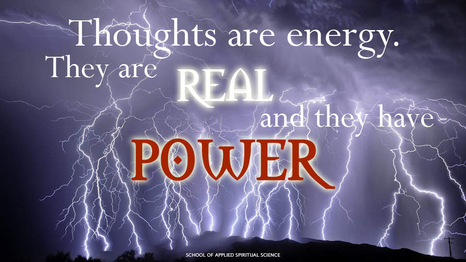 Power of thought music