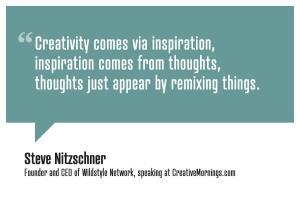 Courtesy: findings.creativemornings.com
