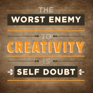 Creativity and Self-Doubt