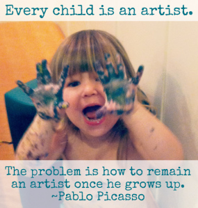 Creativity and your inner child
